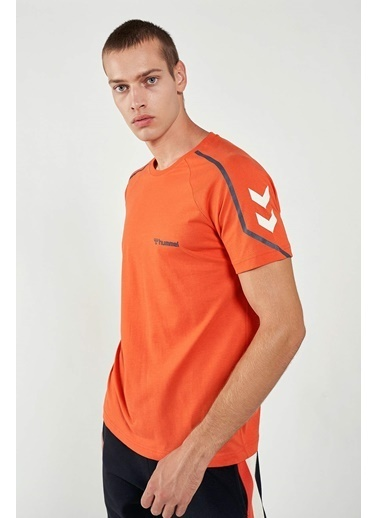 Hummel Erkek Tişört Admon 911286-1102 Kırmızı